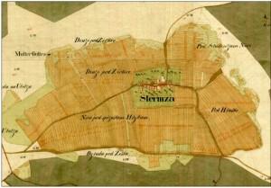 Franciscejski kataster iz leta 1820